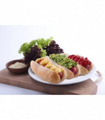 MINI HOT DOG 5un.